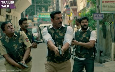 Batla House Trailer Talk John Abraham