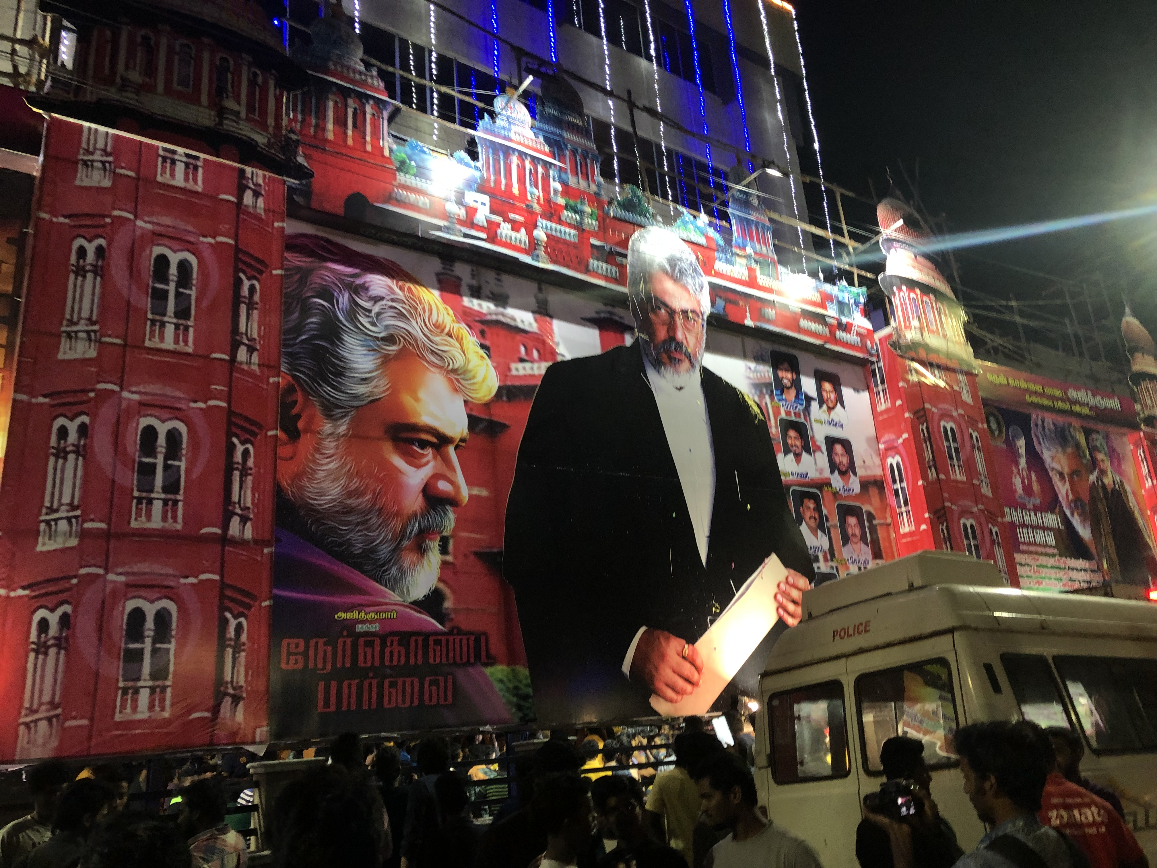 Why The First Day First Show Of 'Nerkonda Paarvai' Can Change Mass Tamil Cinema Forever, Film Companion