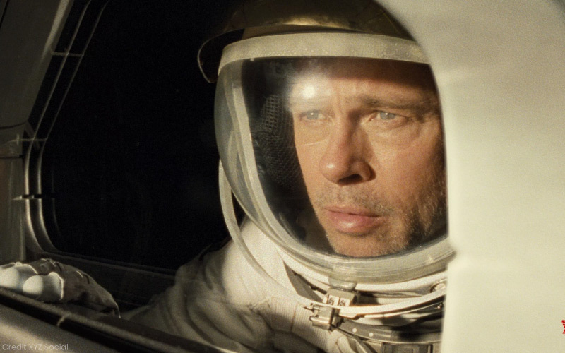 Venice Film Festival Ad Astra Movie Review Brad Pitt
