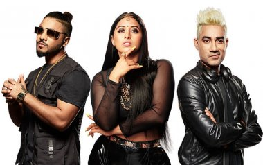 Raftaar Raja Kumari Nucleya Interview MTV Hustle