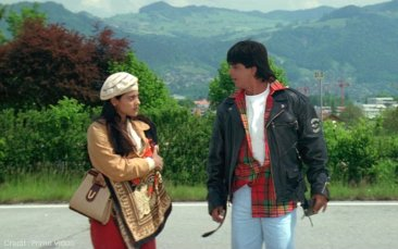 DDLJ best use of foreign location in bollywood rahul desai