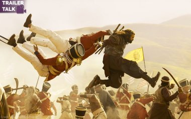 Sye Raa Trailer Talk