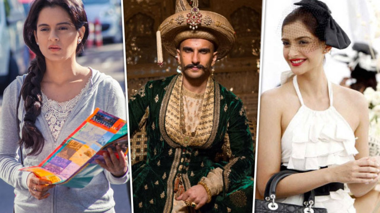 25 Greatest Style Moments Of The Decade In Bollywood Movies