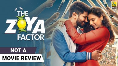 not a movie review the zoya factor sucharita tyagi film companion