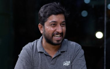Director and actor Vineeth Sreenivasan