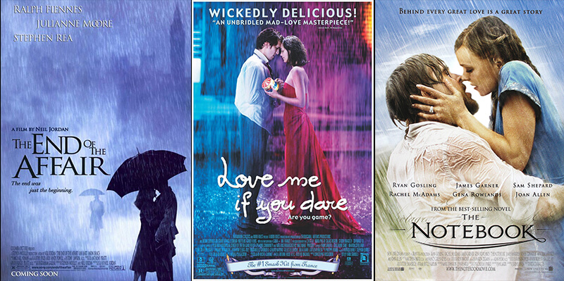 film-companion-posterphillia-The-end-of-the-affair-loveme-if-you-dare-the-notebook