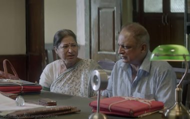 Katran Short Film Review Rahul Desai Piyush Mishra