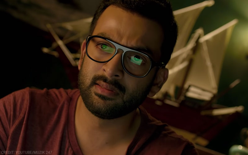 Prithviraj in Ezra, directed by Jay K