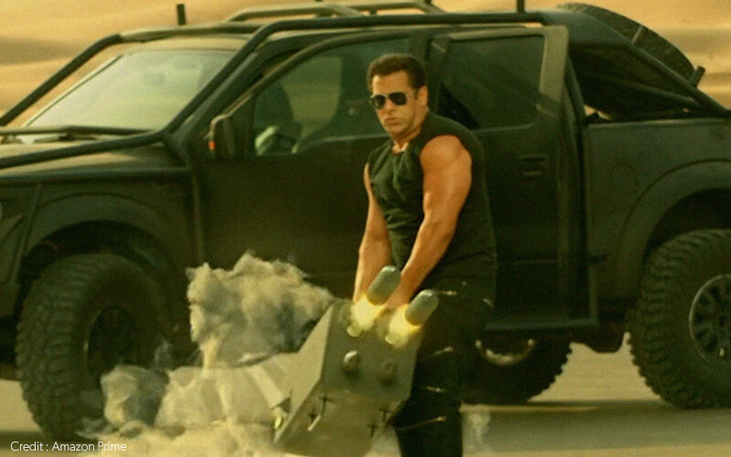 dumbest bollywood action scenes salman khan