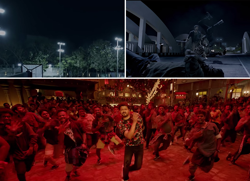 Collage from Bigil
