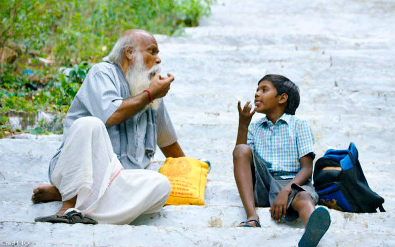 A still from KD Engira Karuppudurai