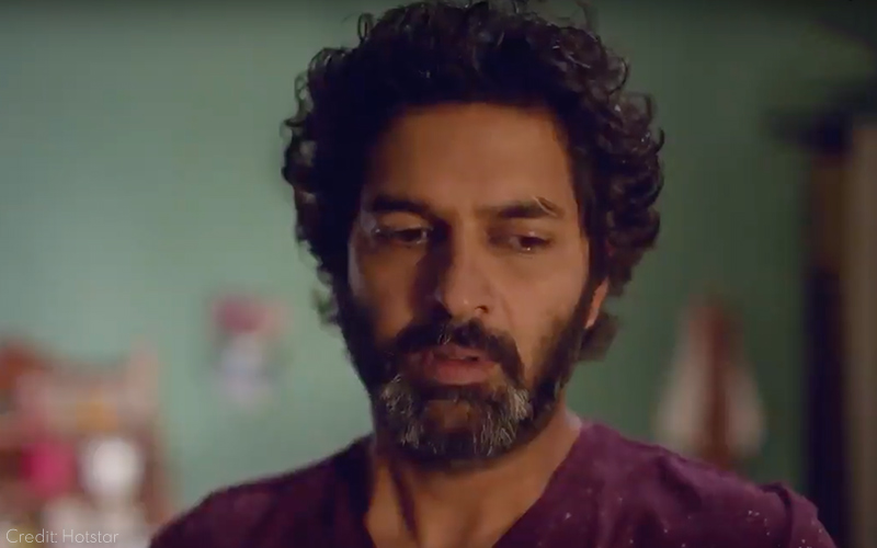 Purab Kohli Out of Love