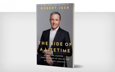Anupama Chopra Recommends: Robert Iger's The Ride of A Lifetime