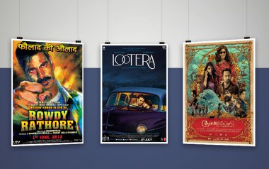 best indian film posters of the decade