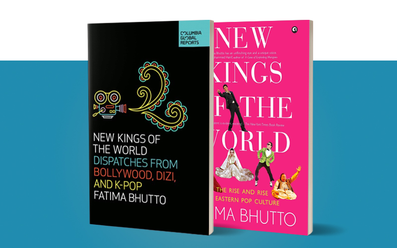 Book Cover New Kings Of The World