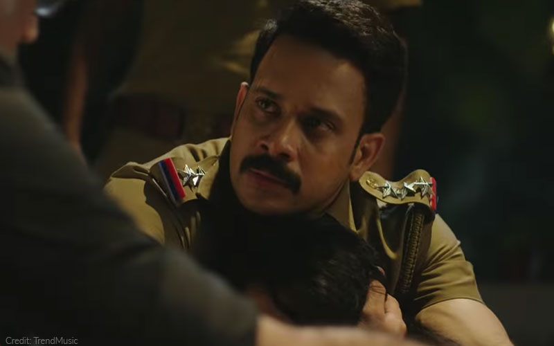 Kaalidas movie review Bharath stars in a not-bad investigative thriller that's also about a relationship
