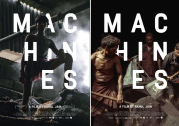 best posters of the decade - machines