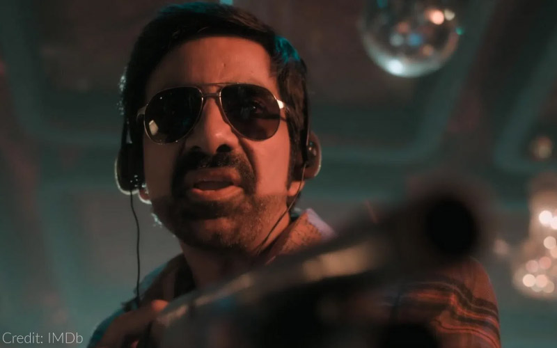 Disco Raja Movie Review This Ravi Teja-Starrer Is Novel Enough, But Not Really Engaging