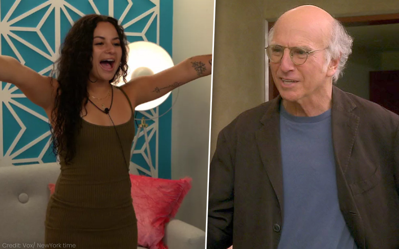 Now Streaming Curb Your Enthusiasm The Circle Review