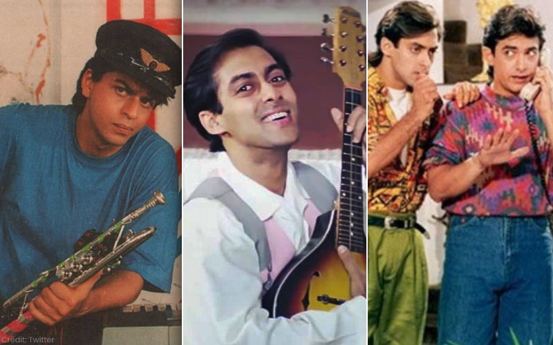 bollywood heroes of the 90s
