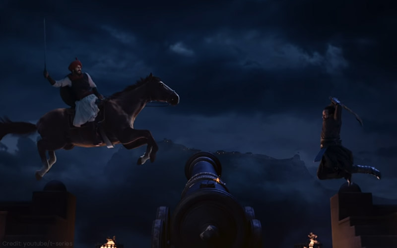 how accurate is tanhaji the unsung warrior