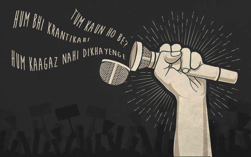 Songs, Poems And Films: A Playlist For Protest, Film Companion