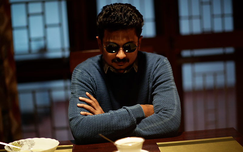 Psycho Is An Out-And-Out Mysskin Film For The Urban Audience: Udhayanidhi Stalin