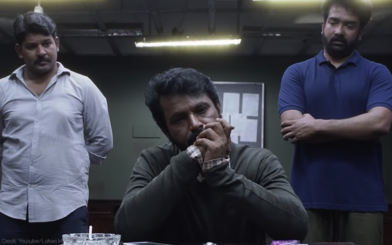 Rajavukku Check Movie Review: Cheran's Performance As A Father Makes The Film Watchable