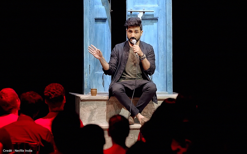 Vir Das For India netflix review