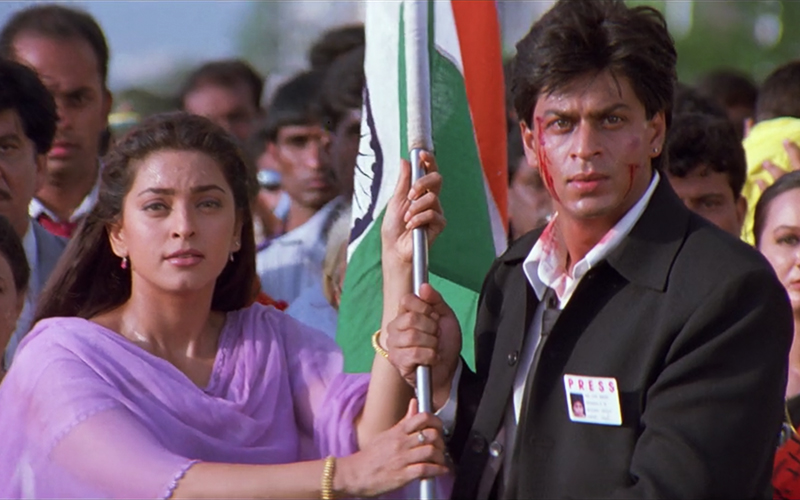 20 years ago, Phir Bhi Dil Hai Hindustani had warned us about Fake News — and called for a Revolution, Film Companion