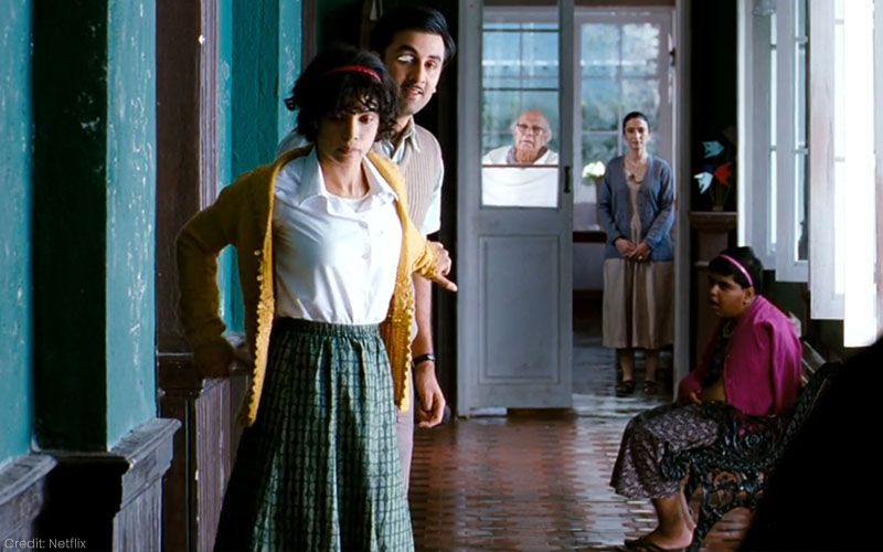 Barfi Best Declarations Of Love Bollywood