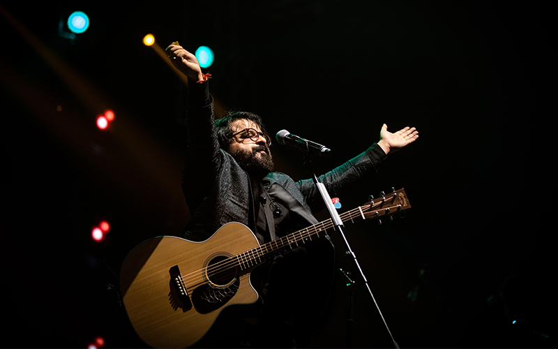 Pritam Weighs In On Multi-composer Albums: 'I Should Call Up Tanishk Bagchi' , Film Companion