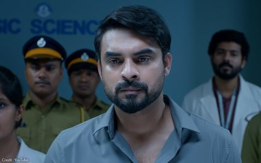Forensic Movie Review: Tovino Thomas Stars In A Cerebral Police Procedural That Fails To Move