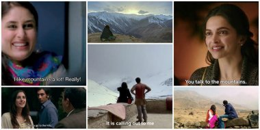 Imtiaz Ali movies love for mountains
