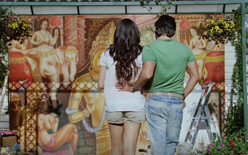 Love-Aaj-kal-Film-companion-Bollywood-famous-walls