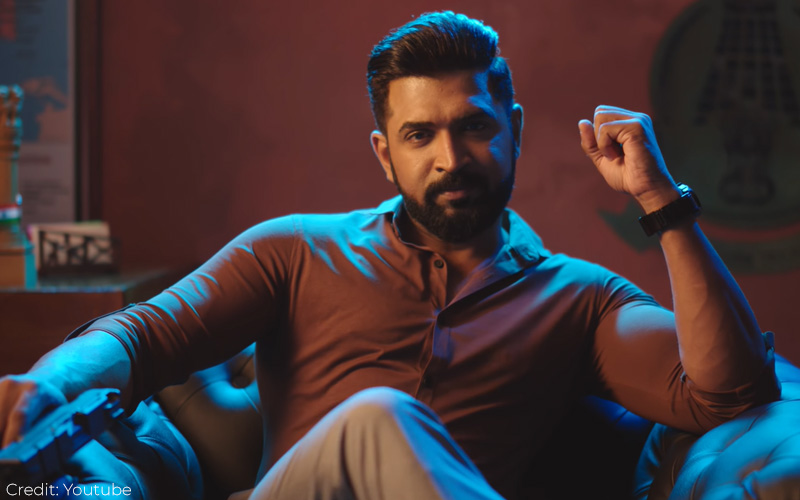Karthick Naren's 'Mafia: Chapter 1', starring Arun Vijay, mistakes slo-mo for style
