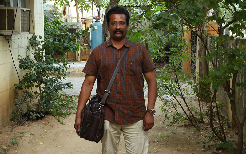 Meet 'Address' Karthikeyan, The Pro-Bono Superstar Among Strugglers Who 'Guided' The Likes Of Vijay Sethupathi, Yogi Babu And Hundreds More