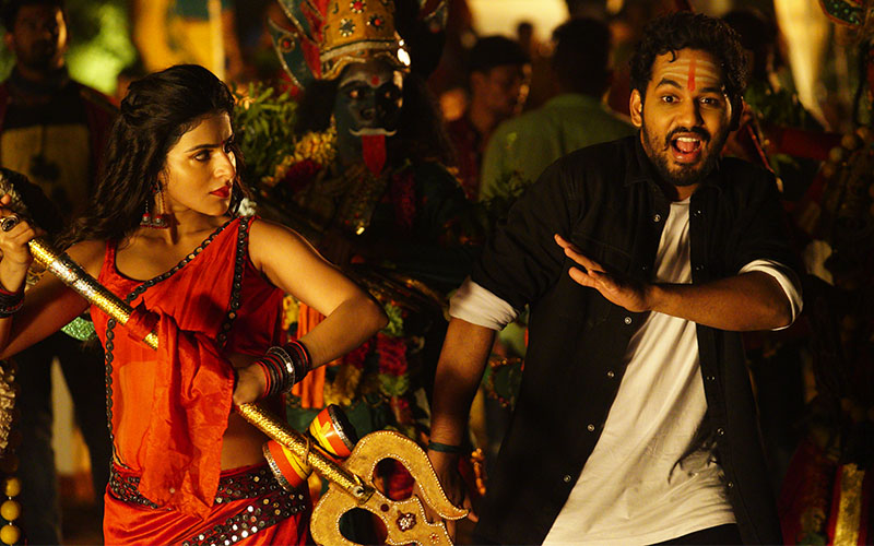 Naan Sirithal Movie Review: Hiphop Tamizha Adhi Stars In A Mildly Funny But Scattershot Film