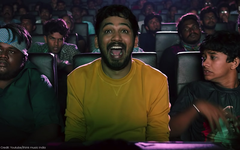Natpe Thunai Was A Lot Of Physical Pain, Naan Sirithal Was Mental Pain Hiphop Tamizha Adhi.