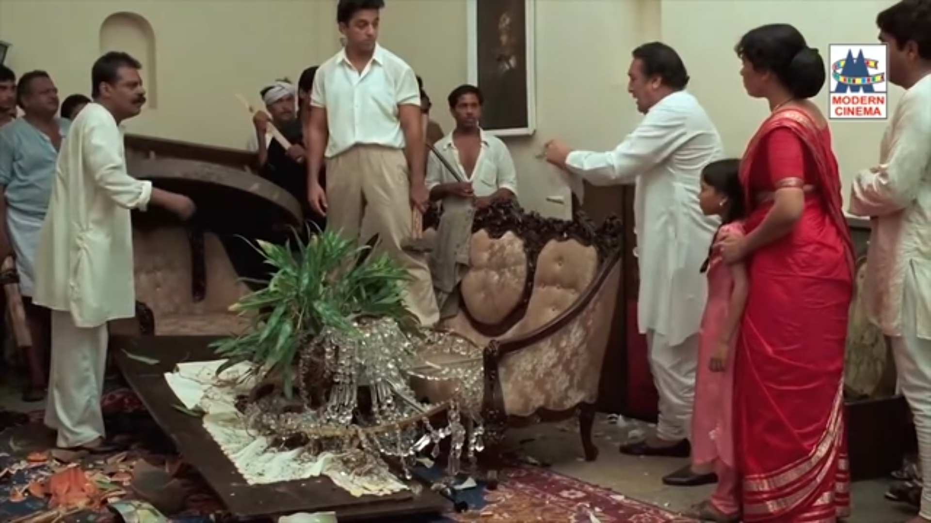 Two Scenes In Nayakan That Showcase How Effectively Ilaiyaraaja uses music to tell a story