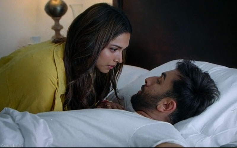 tamasha Film companion Love moment Inline image