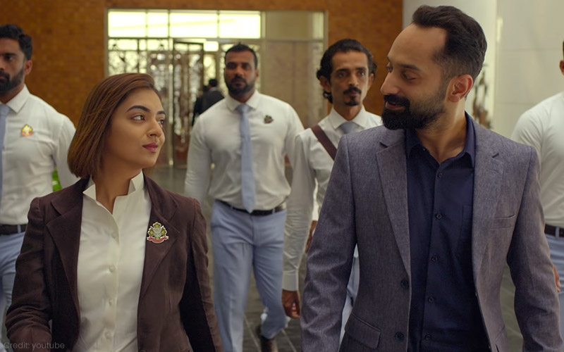 Make Your Directors Fall In Love With You; You'll Never Run Out Of Content: Fahadh Faasil