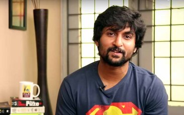 Film Companion interview with Nani