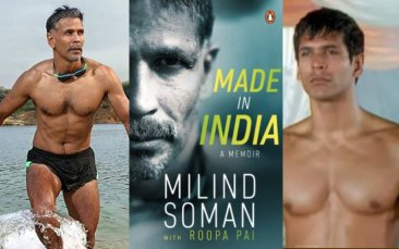 Milind Soman Made In India