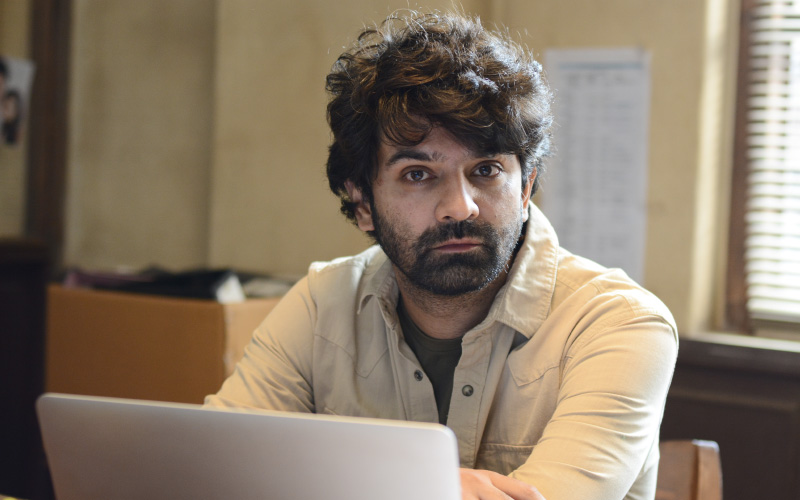 Asur Webseries Review Barun Sobti