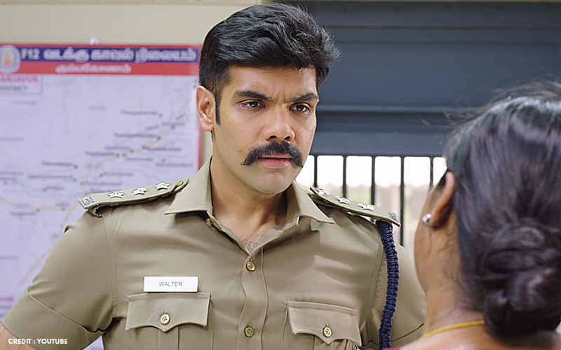 Walter Movie Review: Sibi Sathyaraj Tries Really Hard In A Convoluted Cop Drama