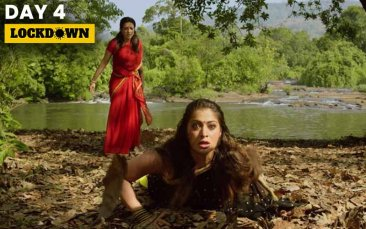 Day #4 Of Lockdown: Raai Laxmi-Starrer Neeya 2 AKA The Kumbh Mela Of Cringe