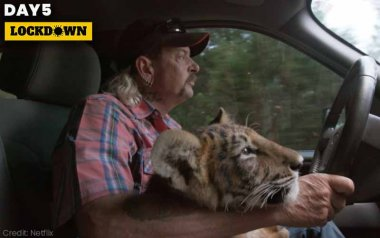 Day 5 of Lockdown: Watching Netflix's 'Tiger King' To Realise That People Are Crazy
