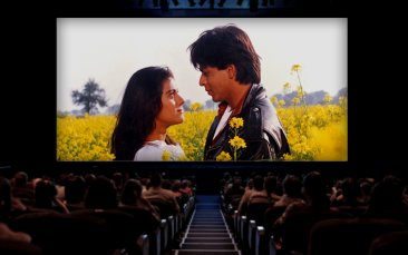 Best movie theatre memory - DDLJ