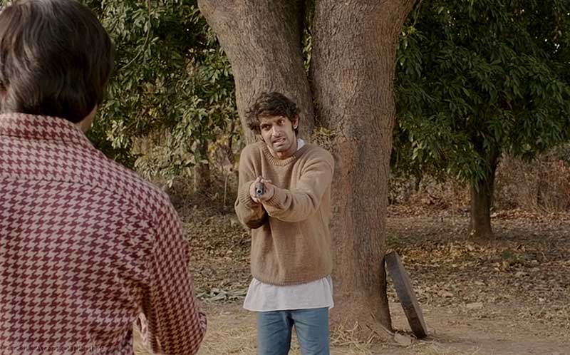 Film Companion death in the gunj First shot last shot